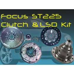 dsci RS MK2 Clutch and LSD Kit - Ford Focus XR5 ST225