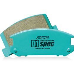 Project Mu D1 Spec  Brake Pads Rear - Toyota Aristo MY91-93 / Chaser JZX100/105 MY96 / Crown MY91-95 / Soarer MY91-99 / Supra JZA80 MY93-02