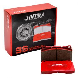 Intima SS Brake Pads - Front - Toyota 86 GT MY12+ / GTS MY12+