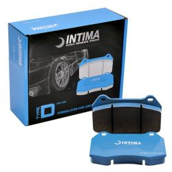 Intima Type -D Brake Pads Front - Subaru STI MY02-18