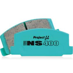 Project Mu NS400 Brake Pads Rear - Toyota Chaser JZX100 Turbo