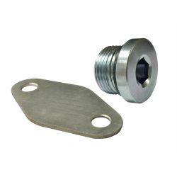 Torque Solution EGR Delete Kit - Mazda 3 MPS MY06-13