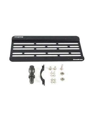 GrimmSpeed License Plate Relocation Kit - Ford Focus RS MY16+