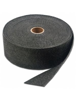 Thermo Tec Exhaust / Header Wrap Graphite Black 2