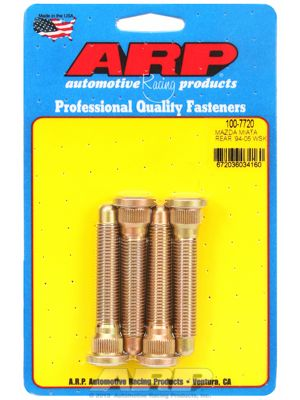 ARP Rear Wheel Stud Kit - Mazda MX5 MY94-05