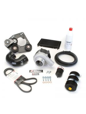 Kraftwerks Supercharger System B-Series Race Kit with Haltech - Honda B Series