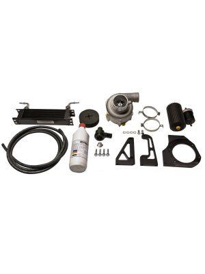 Kraftwerks Supercharger System K-Series Race Kit with Haltech ECU - Honda K Series