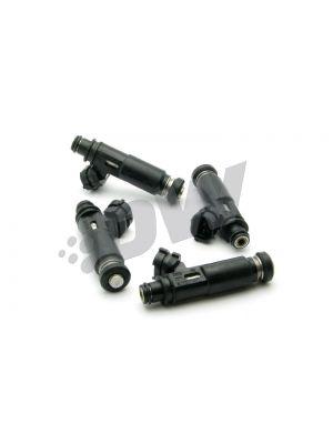 Deatschwerks 350cc Fuel Injectors - Mazda MX5 NA & NB MY90-05