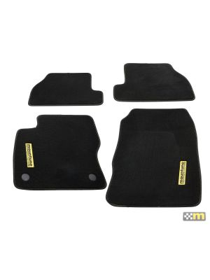 mountune LUX Floor Mats - Ford Focus RS Mk3
