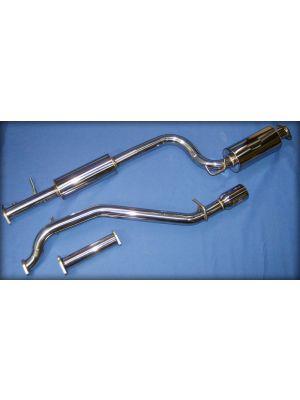 CorkSport Performance Exhaust System - Mazda 3 MY04-09