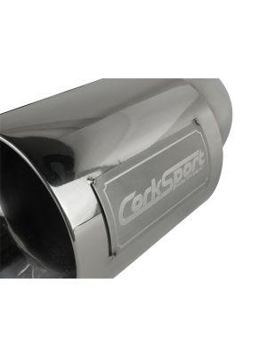 CorkSport Axle Back Exhaust for Hatchback - Mazda 3 MY14+