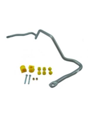 Whiteline Rear Sway Bar 24mm Heavy Duty Non Adjustable - Ford Falcon MY82-98