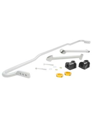 Whiteline Rear Sway Bar - 24mm - Subaru Forester MY08-16 / Impreza MY08-17 / WRX MY08-14 / STI MY08-17 / Liberty MY09-14 / Levorg MY15+ / Outback MY09-14