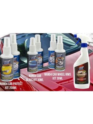 Nano4Life Car Enthusiast Package