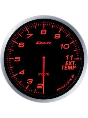Defi Advance BF Exhaust Temperature Metric 60mm Gauge