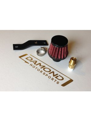 Damond Motorsports Oil Catch Can VTA Option