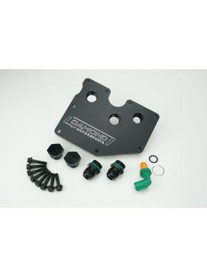 Damond Motorsports PCV Plate - Revised - Mazda