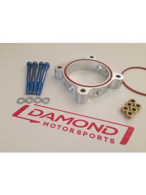 Damond Motorsports Throttle Body Spacer - Ford Focus ST / RS