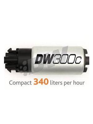 Deatschwerks DW300c 340lph Compact Fuel Pump - Nissan R35 GTR