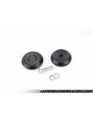 JBR Rear Wiper Delete - Ford Focus ST MY13-14 / Focus MY12+ /Focus RS MY16+