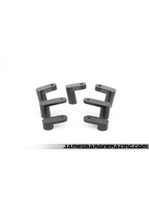 JBR Wing Risers - Ford Focus RS MY16+
