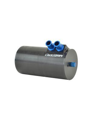 CorkSport Aluminum Oil Catch Can - Mazda 3 SkyActiv MY12-13