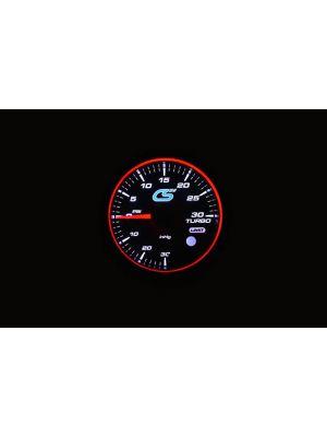 CorkSport Boost Gauge - Mazda MPS