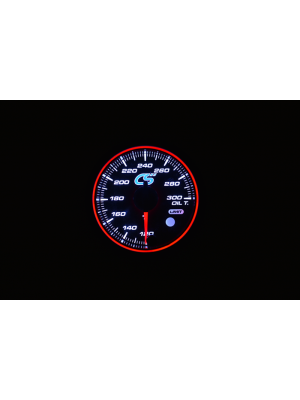 CorkSport Oil Temperature Gauge - Mazda MPS