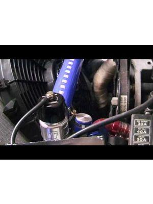 Turbosmart Plumb Back Uni 38mm - Black