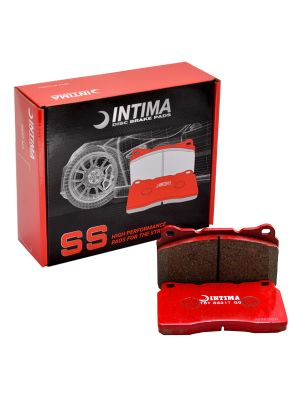 Intima SS Series Brake Pad Front - Subaru Forester MY97-02 / WRX 2 pot front MY96-98 / Liberty MY97-03 / Liberty B4 MY02-03 / Outback MY96-03