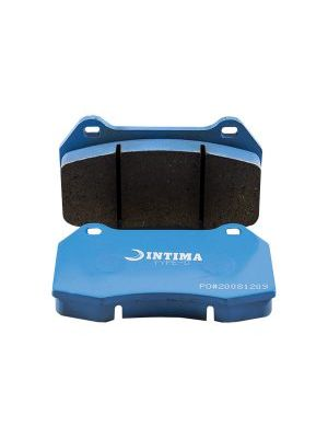 Intima type D Front Brake Pads - - Subaru WRX MY08-14 / Forester MY02-13 / BRZ