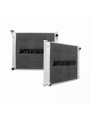 Mishimoto Performance Aluminum Radiator - Nissan 300ZX Twin Turbo MY90-96