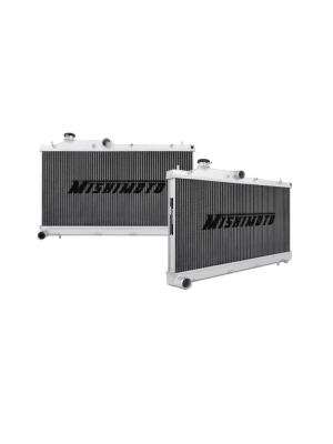 Mishimoto Manual Aluminum Radiator - Subaru WRX MY08-14 / STI MY08-16