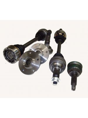 Driveshaft Shop Pro-Level Axle / Hub Kit - Mazda RX-7 FD MY93-95