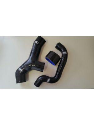 Samco Intercooler Hose Kit Blacl Subaru WRX MY06-07