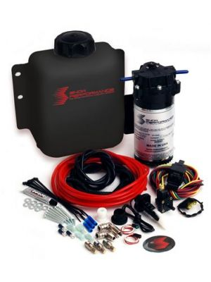 Snow Performance Stage 2 Boost Cooler™ Forced Induction Progressive Engine Mount Water-Methanol Injection Kit