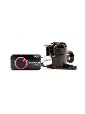 GFB Respons TMS T9005 adjustable bias venting diverter valve - Nissan R35 GTR