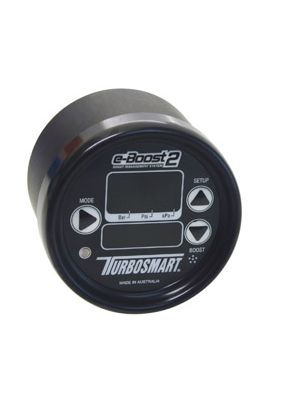 Turbosmart eBoost2 66mm Black Sleeper
