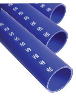 Turbosmart Silicone Straight Hose - BLUE - 1.25