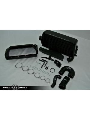 Process West Verticooler Intercooler System Subaru Forester MY08-12