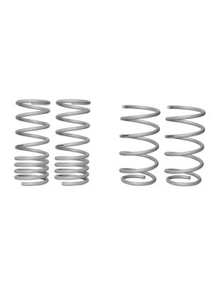 Whiteline Front and Rear Coil Springs - Lowered - Subaru BRZ / Toyota 86