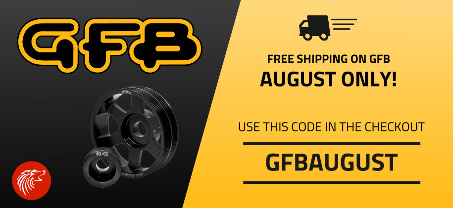 Free Shipping GFB August