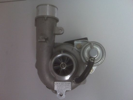 bnr stage 1 turbocharger - mazda 3 mps my07-13 / 6 mps my06-07