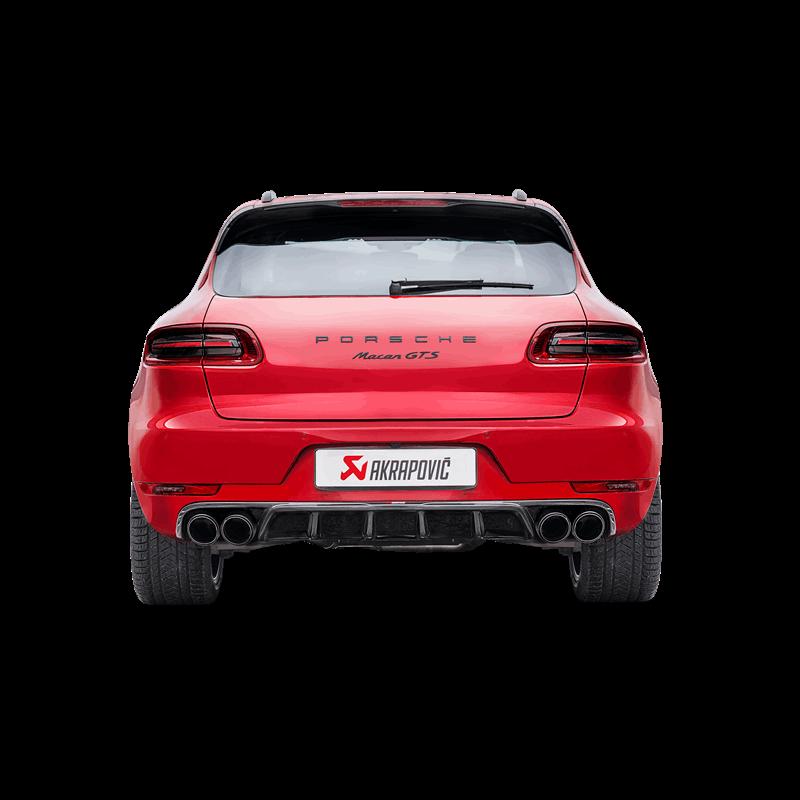 Akrapovic Evolution Line (Titanium) , Porsche Macan GTS / Turbo