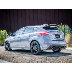 Borla S-Type Catback Exhaust 4in Tips Single Split Rear Exit - Ford Focus RS Mk3 MY16-18