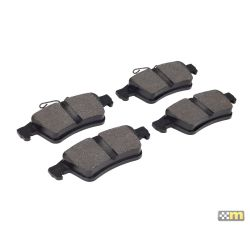 mountune Track Spec Brake Pad Upgrade (Rear) - Ford Focus Mk3