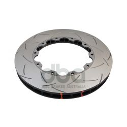 DBA 5000 Series Replacement T3 Slotted Brake Rotor - Front - Nissan R35