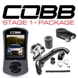 Cobb Tuning Stage 1+ Carbon Fibre Power Package - Ford Focus Rs MY16-18