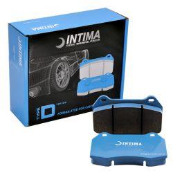 Intima Performance Type D Series Brake Pad Rear - Honda Civic FD2 Type R MY06-11 / Honda Integra DC5 Type R (Brembo) MY01-04