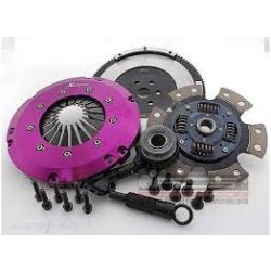 Xtreme Clutch Twin Plate Organic 230mm Clutch Kit with Flywheel & CSC - Ford Focus RS Mk3